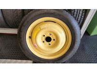 Honda Genuine Space Saver Spare Wheel 16 135 90 16