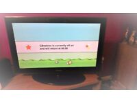 Samsung 37inch 1080P FULL HD LCD TV 100hz - le37a - Series 6