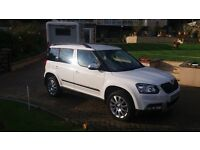 Skoda Yeti 5-Dr 2.0 TDI CR 4x4 Elegance (168bhp) Outdoor 5dr. Immaculate Condition.