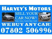 We Buy All Cars, CASH SAME DAY AUDI MERCEDES BMW VOLKSWAGEN FORD TRANSIT FIESTA FIAT RENAULT PEUGOET
