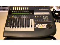 Steinberg Houston (Mission Controller) Software Interface Automated Mixing Desk - Flying Faders