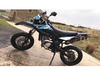 Yamaha wr 09
