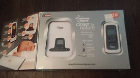 Tommee tippee baby monitor and sensor pad