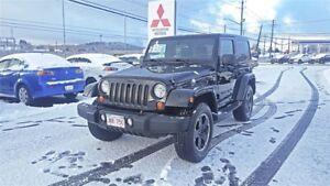 2012 Jeep Wrangler Sahara - only $250 BW!