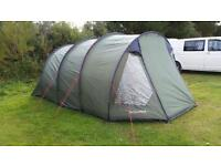 Eurohike sandringham tent in bag 4 berth £50 Ono