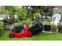 Motor mower
