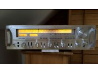 Rotel RX 1603 AM/FM Stereo Receiver Amplifier 180/220 watts RMS p/c 8/4 ohms excellent condition