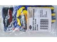 Dickies Mens Kong Heavy Duty Waterproof Impact Workwear Gloves SIZE XXL (11) BRAND NEW, SEALED