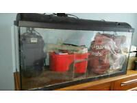 Fish tank. Submarine etc