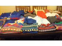 CHILDRENS JUMPERS AND CARDIGANS