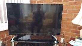 40inch 4k ultra HD bush smart tv