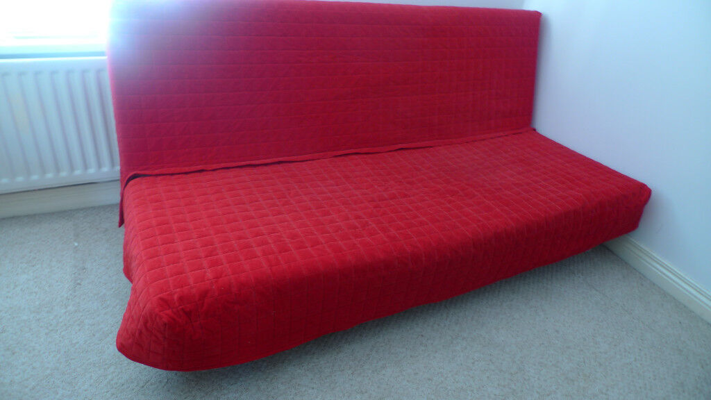 Ikea beddinge sofa bed in antrim road belfast gumtree - Housse beddinge ikea ...