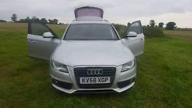 Audi a4 s line tdi