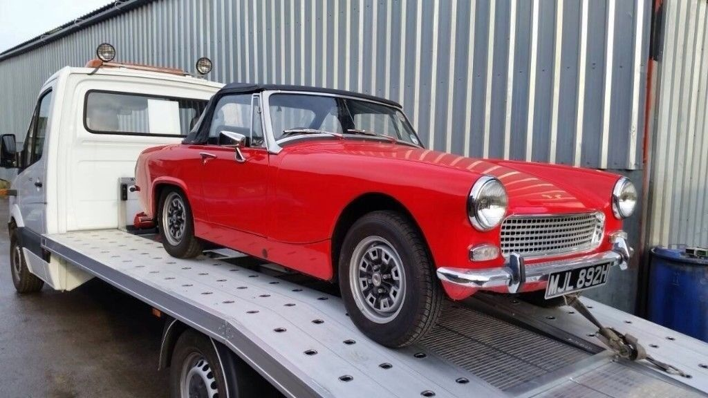 WE BUY CLASSIC CARS-ANY CONDITION | in Croydon, London | Gumtree