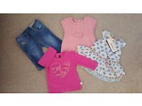 Baby girl clothes and shoes DKNY, Diesel, Kenzo, Ralph Lauren