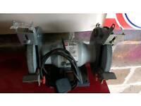 Bench grinder 150watt works fine