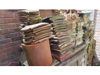 OLD BRICKS AND TILES - FREE FOR COLLECTION
