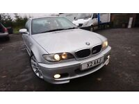 2004 BMW 3 SERIES E46 320 DIESEL COUPE 6 SPEED 150 BHP