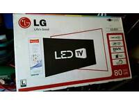 T.V LG LED 32 Inch
