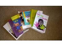 8 childcare book, level 3-5