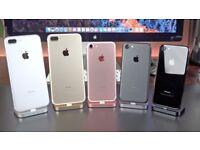 APPLE IPHONE 7 - ROSE GOLD - UNLOCKED