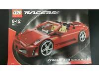 Ferrari 430 Spider 1:17 Lego Racers 8671