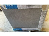grey ecologically sensitive floor tiles 4sq meters