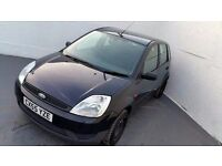 2005   Ford Fiesta 1.25 Studio 5dr   Manual   Petrol   HPI Clear  