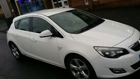 Vauxhall astra 2012 (61) 2.0 cdti..