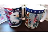 Large Commemorative Mugs