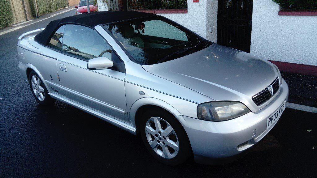 vauxhall astra bertone 1.8 cabriolet | in Finaghy, Belfast ...