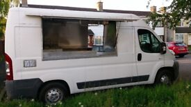Citroen Relay Catering Van