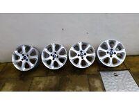 ford fiesta 2011 titanium upgrade alloy wheels