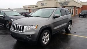 2012 Jeep Grand Cherokee LARDEO | 4X4 | LEATHER | BACK UP CAM |