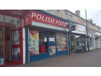 Business for Sale (Of licence Food Store in Bath)