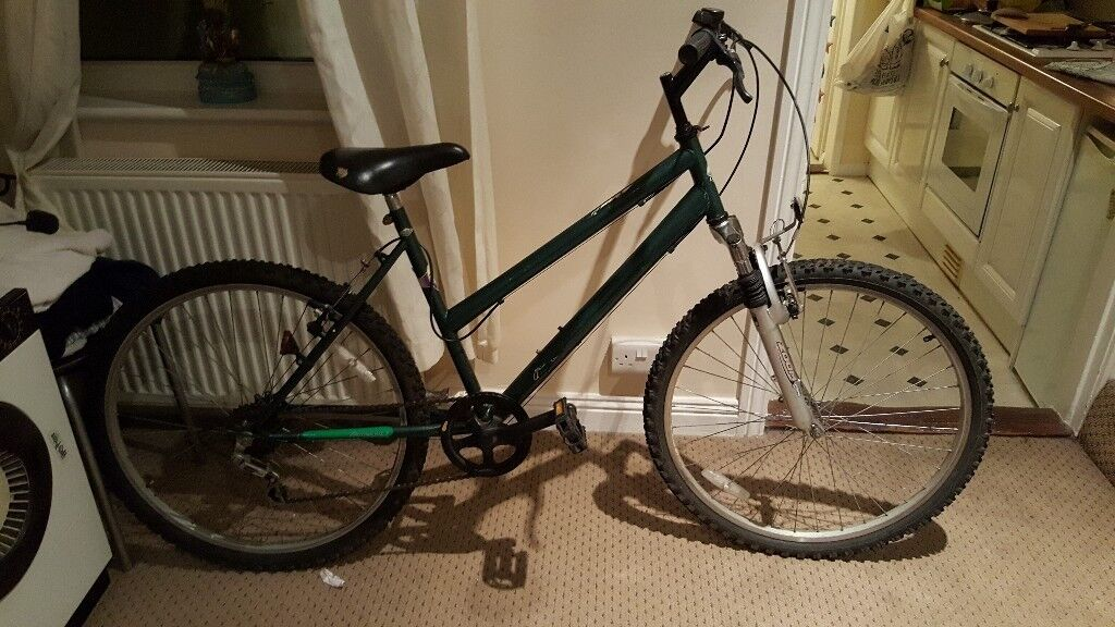 Bicycle, new brakes and tyres