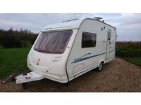 Sterling Eccles Topaz - 2006 - 2 Berth Touring Caravan