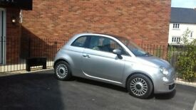 Fiat 500 61 plate' very low milage