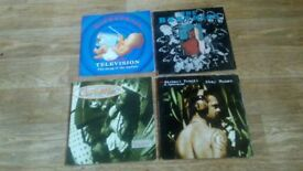 4 x vinyl LP's - 12 inch - spearhead / michael franti / beatnigs , ( rap hip hop )