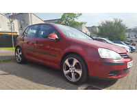"GOLF 2005 2.0 SDI RED / 18"" GTI / PX / SWAP"
