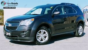 2015 Chevrolet Equinox 1LT LT 1LT, AWD, ONE OWNER, NO ACCIDENT