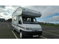 Peugot boxer 2.5td swift royal motorhome.great condition very reliable .