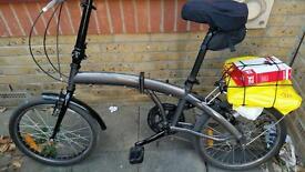 Dawson Foldable Bike