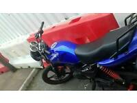 Sinnis Max 2 125cc (Manual)