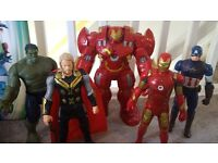 Avengers age of ultron interactive figures