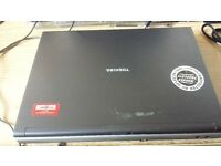 Toshiba Satellite Pro u200 Laptop for Spares or Repair