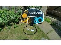 Carbrini basketball net