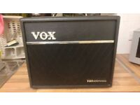 Vox VT20+ Amplifier Electric Guitar Combo 20 watt Modelling Amp. with 12AX7 Tube