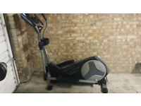 Nordic Track E9.2 Rear Drive Elliptical Cross Trainer - Excellent Condition, 2 hours use only