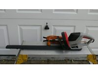 Larger Electric Hedge Trimmer